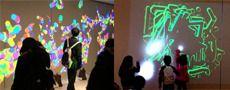 科学館冬のイベント「ふしぎアートであそぼう!2016」