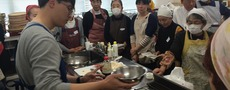 アジア料理サロン「モンゴル料理」