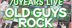 沢田研二70YEARS LIVE 『OLD GUYS ROCK』