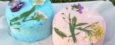 【開催中止】母の日イベント「花のバスボム作り」